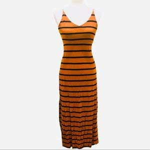 ✨4/$20✨ Forever 21 Women's Striped Maxi Dress